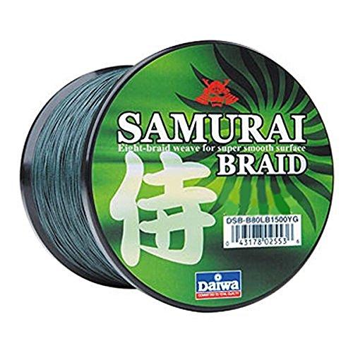 リール Daiwa ダイワ 釣り道具 フィッシング DSB-B80LBG Daiwa Samurai Braid DSB-B80LBG Green 80lb Bulkリール Daiwa ダイワ 釣り道具 フィッシング DSB-B80LBG