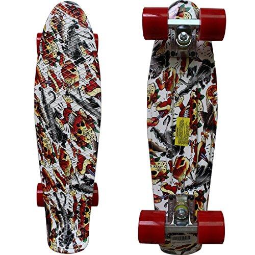スタンダードスケートボード スケボー 海外モデル 直輸入 RIMABLE Complete 22