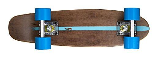 スタンダードスケートボード スケボー 海外モデル 直輸入 Mini Maple Dark Dye Number 2 Ridge Skateboards Mini Maple Dark Dye Retro Cruiser Skateboard: Design NR2スタンダードスケートボード スケボー 海外モデル 直輸入 Mini Maple Dark Dye Number 2
