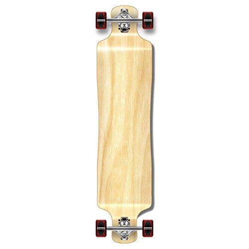 ロングスケートボード スケボー 海外モデル 直輸入 Lowrider-Natural Yocaher Punked Lowrider Drop down through Longboard Complete skateboard (Natural)ロングスケートボード スケボー 海外モデル 直輸入 Lowrider-Natural