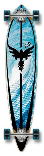 ロングスケートボード スケボー 海外モデル 01060P-Tsunami-40