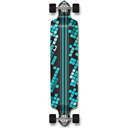 ロングスケートボード スケボー 海外モデル 直輸入 Dropdown-BlackDigitalW Yocaher Professinal Speed Drop Down Complete Longboard Skateboard (Black Digital Wave)ロングスケートボード スケボー 海外モデル 直輸入 Dropdown-BlackDigitalW