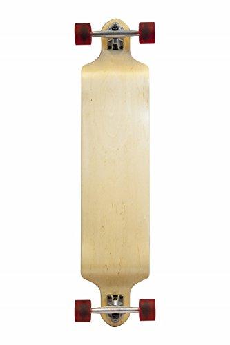 ロングスケートボード スケボー 海外モデル 直輸入 101046027008 SCSK8 Professional Speed Drop Down/Drop Through Complete Longboards (Natural Drop Down, 40 x 9)ロングスケートボード スケボー 海外モデル 直輸入 101046027008