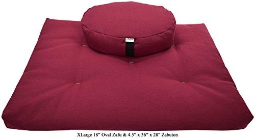 ヨガ フィットネス Bean Products Hemp Cranberry Oval 14