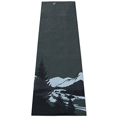 ヨガマット フィットネス Aurorae Northern Lights/ Impression Yoga Mats. Unique Original Color/Print Designs. Eco Safe, Free from Toxins, Silicone, Phthalates and Latex. Bio-Degradeable with Full 2 year Guaranteeヨガマット フィットネス
