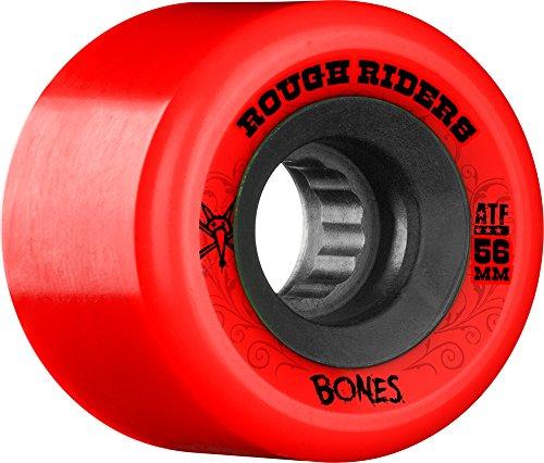 ウィール タイヤ スケボー スケートボード 海外モデル WSCPRRD5980R4 Bones Wheels Rough Riders 59mm Red Skateboard Wheelsウィール タイヤ スケボー スケートボード 海外モデル WSCPRRD5980R4