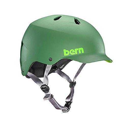 ヘルメット スケボー スケートボード 海外モデル 直輸入 VM5EMLELXL Bern 2017 Watts EPS Summer Matte Leaf Green - L/XLヘルメット スケボー スケートボード 海外モデル 直輸入 VM5EMLELXL