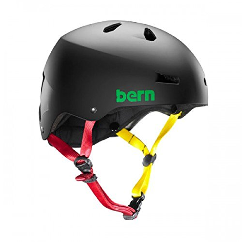 Bern 2018 Men/'s Team Macon EPS Summer Bike//Skate Helmet