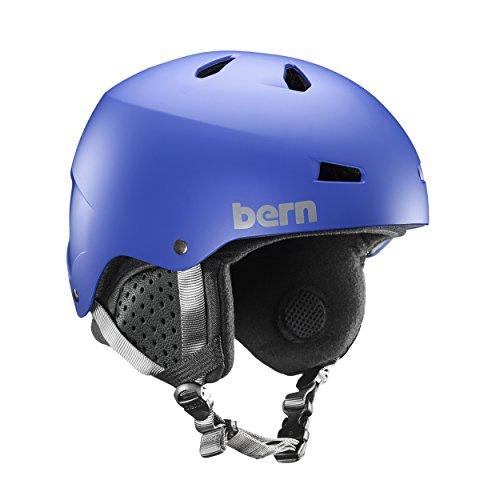 ヘルメット スケボー スケートボード 海外モデル 直輸入 SM02E17MCB2 Bern Macon EPS Helmet (Matte Cobalt Blue with Black Liner, Medium)ヘルメット スケボー スケートボード 海外モデル 直輸入 SM02E17MCB2