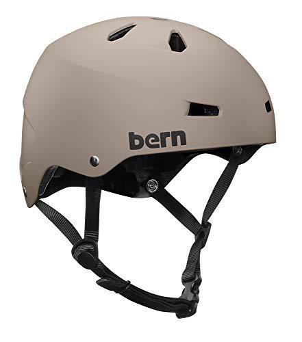 ヘルメット スケボー スケートボード 海外モデル 直輸入 VM2EMSNDM Bern 2017 Macon EPS Summer Matte Sand - Mediumヘルメット スケボー スケートボード 海外モデル 直輸入 VM2EMSNDM
