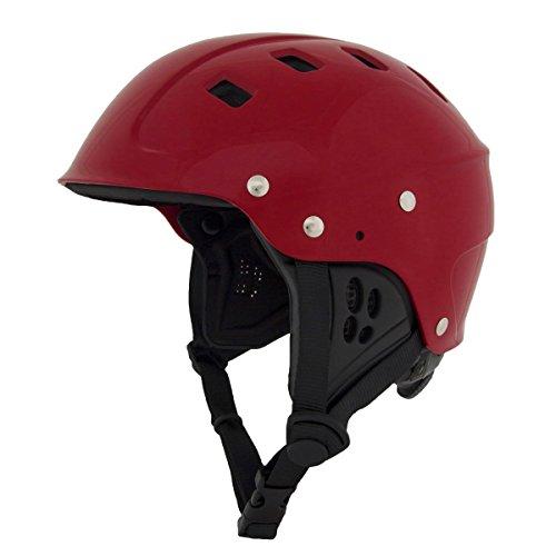 ヘルメット スケボー スケートボード 海外モデル 直輸入 NRS NRS Chaos Side Cut Helmet Red Mediumヘルメット スケボー スケートボード 海外モデル 直輸入 NRS