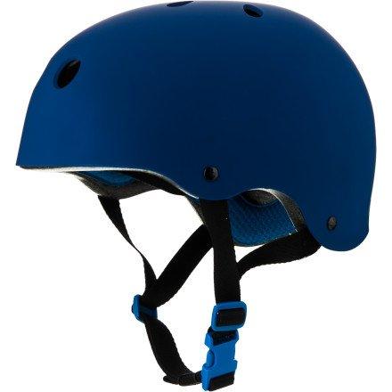 ヘルメット スケボー スケートボード 海外モデル 直輸入 HLMT-7CBlue Sector 9 Logic II CPSC Bucket Helmet, Blue, Small/Mediumヘルメット スケボー スケートボード 海外モデル 直輸入 HLMT-7CBlue