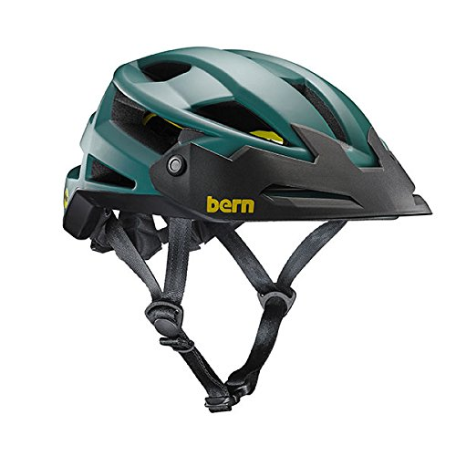 ヘルメット スケボー スケートボード 海外モデル 直輸入 Bern 2017 FL-1 XC Matte Hunter Green w/ Visor and MIPS Technology - Largeヘルメット スケボー スケートボード 海外モデル 直輸入 Bern