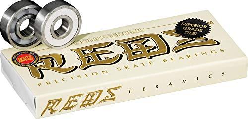 ベアリング スケボー スケートボード 海外モデル 直輸入 BSCCBC88 Bones Ceramic Super Reds Skateboard Bearings 8 Packベアリング スケボー スケートボード 海外モデル 直輸入 BSCCBC88