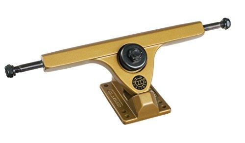 トラック スケボー スケートボード 海外モデル 直輸入 Caliber Trucks Cal II 44° RKP Longboard Trucks (Satin Gold)トラック スケボー スケートボード 海外モデル 直輸入