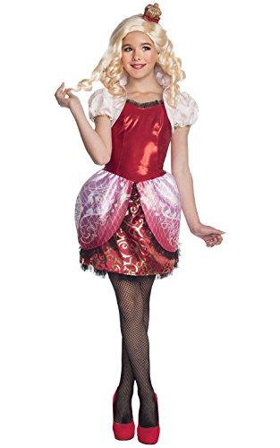 コスプレ衣装 コスチューム その他 884908_XL Rubies Ever After High Child Apple White Costume, Child X-Largeコスプレ衣装 コスチューム その他 884908_XL
