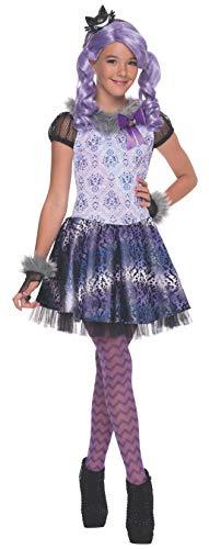 コスプレ衣装 コスチューム その他 610643_L Ever After High Kitty Cheshire Costume, Child's Largeコスプレ衣装 コスチューム その他 610643_L