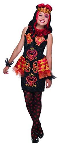 コスプレ衣装 コスチューム その他 610642_S Ever After High Lizzie Hearts Costume, Child's Smallコスプレ衣装 コスチューム その他 610642_S