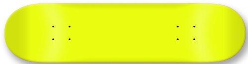 デッキ スケボー スケートボード 海外モデル 直輸入 DMB-8NYEL 【送料無料】Moose Blank Skateboard Deck, Neon Yellow, 8-Inchデッキ スケボー スケートボード 海外モデル 直輸入 DMB-8NYEL
