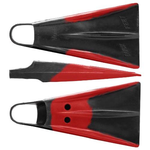 サーフィン フィン マリンスポーツ VDUCKS 【送料無料】Voit V Duck Surf Fins (Small)サーフィン フィン マリンスポーツ VDUCKS