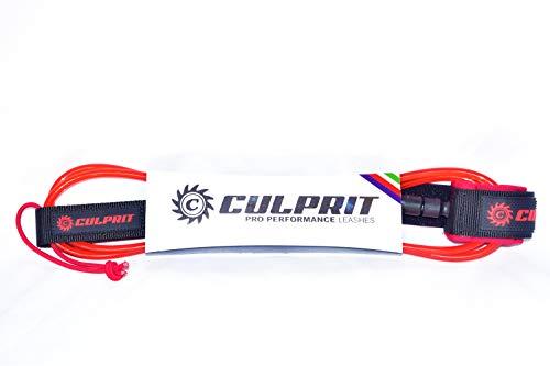 リーシュコード スタンドアップパドルボード マリンスポーツ サップボード SUPボード 【送料無料】6ft COMP Pro Performance Surf Board Leash - Redリーシュコード スタンドアップパドルボード マリンスポーツ サップボード SUPボード