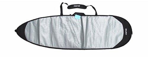 サーフィン ボードケース バックパック マリンスポーツ 【送料無料】Curve Surfboard Bag Day Surfboard Cover - Supermodel SHORTBOARD Size 5'6 to 7'2 (5'9)サーフィン ボードケース バックパック マリンスポーツ