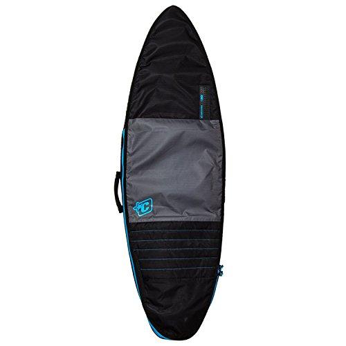 サーフィン ボードケース バックパック マリンスポーツ 【送料無料】Creatures of Leisure Shortboard Day Use Bag Charcoal Cyan 5ft 8inサーフィン ボードケース バックパック マリンスポーツ