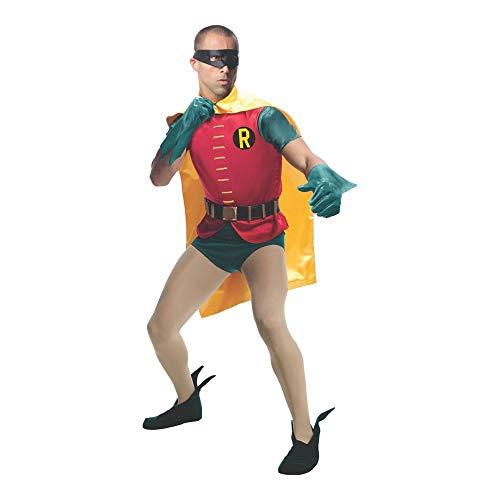 コスプレ衣装 コスチューム バットマン RU887208 Grand Heritage Robin Adult Costume - Standardコスプレ衣装 コスチューム バットマン RU887208