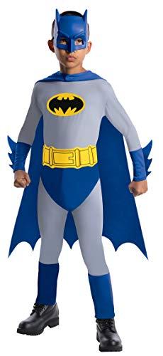 コスプレ衣装 コスチューム バットマン 883483L Batman The Brave and The Bold Batman Costume with Mask and Cape, Largeコスプレ衣装 コスチューム バットマン 883483L