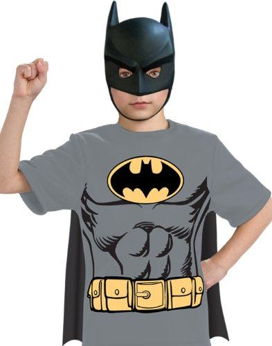 コスプレ衣装 コスチューム バットマン 5957_13901 Superhero Shirt - Smallコスプレ衣装 コスチューム バットマン 5957_13901