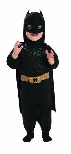 コスプレ衣装 コスチューム バットマン 881588INFT Batman The Dark Knight Rises Batman Romper, Multi-Colored, Infant Costumeコスプレ衣装 コスチューム バットマン 881588INFT