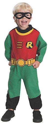 コスプレ衣装 コスチューム その他 Teen Titans Robin Baby Infant Costume Accessory - Newbornコスプレ衣装 コスチューム その他