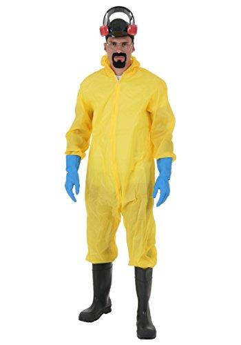 コスプレ衣装 コスチューム その他 ri-4716-PLUS Rasta Imposta Breaking Bad Hazmat Suit Adult Costume, Yellow, Plusコスプレ衣装 コスチューム その他 ri-4716-PLUS
