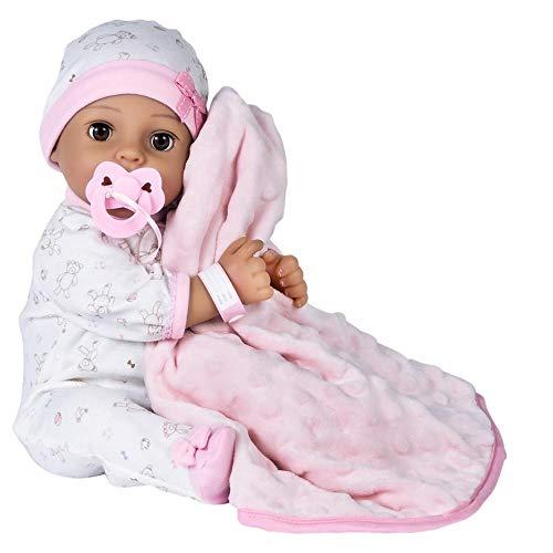 アドラベビードール 赤ちゃん リアル 本物そっくり おままごと 2181203 【送料無料】Adora Adoption Babies Collection 16 inch Newborn Baby Doll Preciousアドラベビードール 赤ちゃん リアル 本物そっくり おままごと 2181203