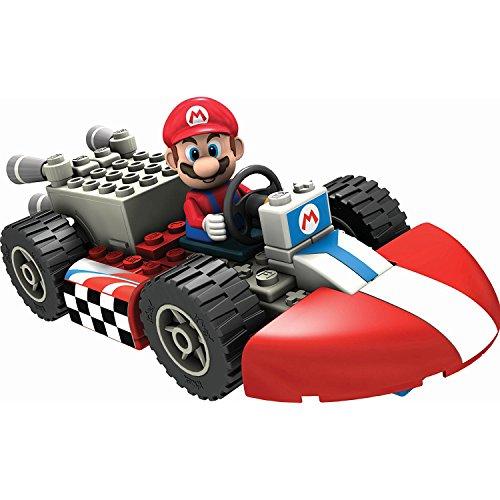 ケネックス 知育玩具 パズル ブロック 38003 Nintendo Mario and Standard Kart Building Setケネックス 知育玩具 パズル ブロック 38003
