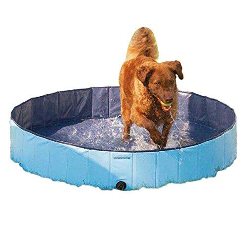 プール ビニールプール ファミリープール オーバルプール 家庭用プール ZW3188 08 92 Cool Pup Splash About Dog Pool in Blue, Portableプール ビニールプール ファミリープール オーバルプール 家庭用プール ZW3188 08 92