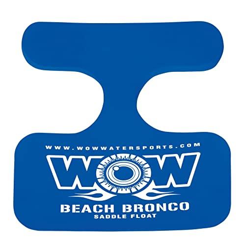 フロート プール 水遊び 浮き輪 14-2130 WOW World of Watersports, 14-2130 Beach Bronco Floating Pool Seat, Saddle Float, Blueフロート プール 水遊び 浮き輪 14-2130