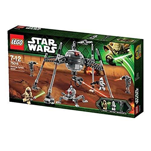 レゴ 75016 スターウォーズ Homing 75016 LEGO Star スターウォーズ Wars Set #75016 Homing Spider Droidレゴ スターウォーズ 75016, 坂井村:732c3b47 --- harrow-unison.org.uk