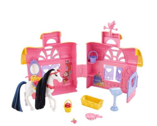 白雪姫 スノーホワイト ディズニープリンセス W1514 Disney Princess Royal Stable Snow White Playset白雪姫 スノーホワイト ディズニープリンセス W1514