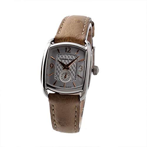 ハミルトン 腕時計 レディース 【送料無料】HAMILTON watch Bagley ostrich H12351855 Ladiesハミルトン 腕時計 レディース
