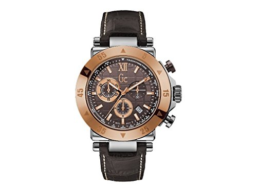 ゲス GUESS 腕時計 メンズ Guess Mens Chronograph Quartz Watch with Leather Strap X90020G4Sゲス GUESS 腕時計 メンズ