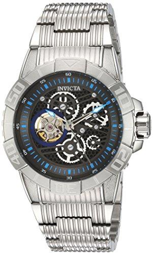 インヴィクタ インビクタ プロダイバー 腕時計 メンズ 25416 Invicta Men's Pro Diver Automatic-self-Wind Watch with Stainless-Steel Strap, Silver, 27.8 (Model: 25416)インヴィクタ インビクタ プロダイバー 腕時計 メンズ 25416