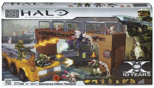 メガブロック メガコンストラックス ヘイロー 組み立て 知育玩具 96971 Halo Anniversary Mega Bloks Set #96971 Anniversary Edition Floodgate by Mega Brandsメガブロック メガコンストラックス ヘイロー 組み立て 知育玩具 96971