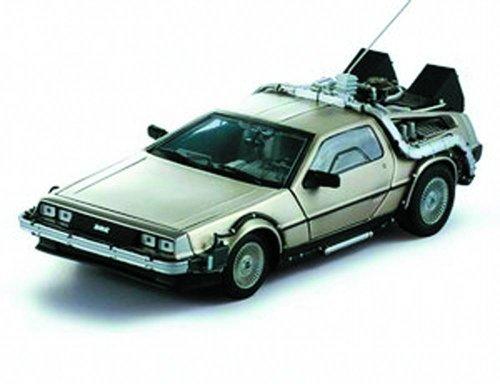 ホットウィール マテル ミニカー ホットウイール Delorean DMC-12 Back To The Future Time Machine Cult Classics 1/43 by Hotwheels X5493ホットウィール マテル ミニカー ホットウイール