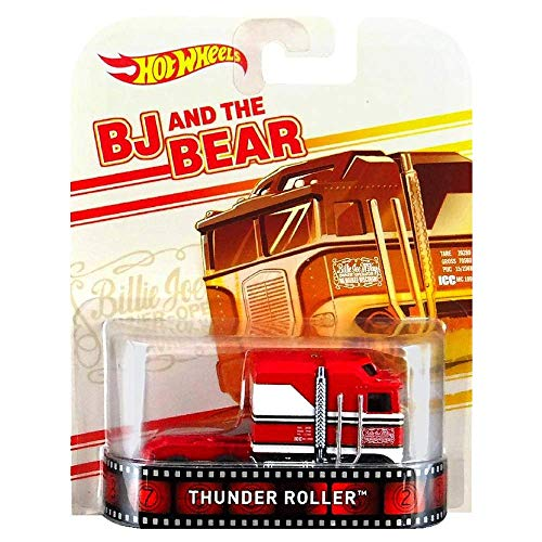 ホットウィール マテル ミニカー ホットウイール BDT91 Thunder Roller