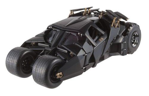 ホットウィール マテル ミニカー ホットウイール T6940 【送料無料】Hot Wheels Elite The Dark Knight Batmobileホットウィール マテル ミニカー ホットウイール T6940