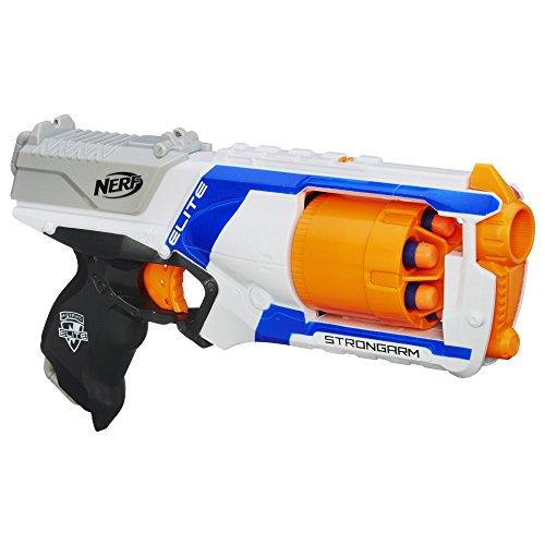 ナーフ エヌストライク アメリカ 直輸入 エリート 36033 【送料無料】Nerf N-Strike Elite Strongarm Blasterナーフ エヌストライク アメリカ 直輸入 エリート 36033