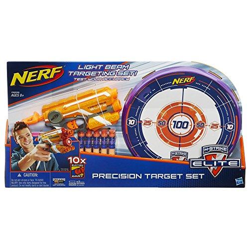 ナーフ エヌストライク アメリカ 直輸入 エリート A9535 【送料無料】Nerf N-Strike Elite Precision Target Set - Colors Varyナーフ エヌストライク アメリカ 直輸入 エリート A9535
