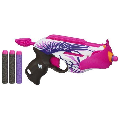 ナーフ ナーフレベル アメリカ 直輸入 女の子 A4739000 Nerf Rebelle Pink Crush Blaster (Amazon Exclusive)ナーフ ナーフレベル アメリカ 直輸入 女の子 A4739000