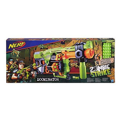ナーフ ゾンビストライク アメリカ 直輸入 ソフトダーツ B1532EU4 Nerf Zombie Strike Doominator Blasterナーフ ゾンビストライク アメリカ 直輸入 ソフトダーツ B1532EU4